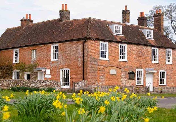 Casa y Museo Jane Austen