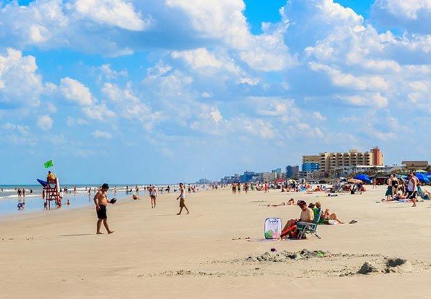 Ciudades costeras turísticas y económicas - New Smyrna Beach, Florida