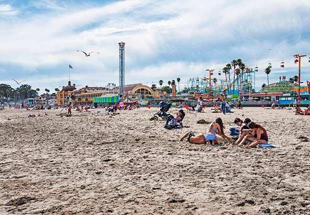 Ciudades costeras turísticas y económicas - Santa Cruz