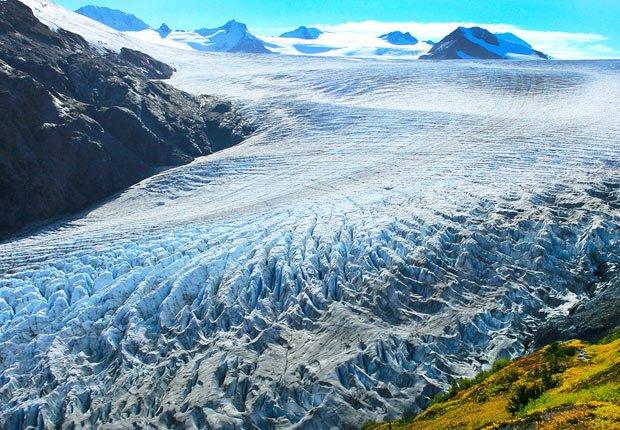 Parque nacional Kenai Fjords en Alaska - 10 mejores parques nacionales para visitar en el verano