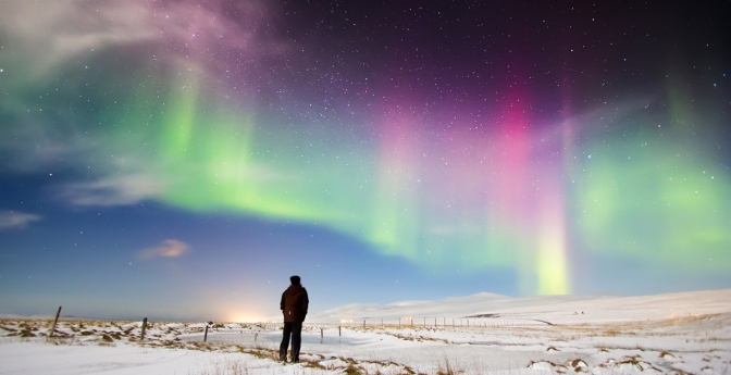 Head to Iceland for the Aurora Borealis