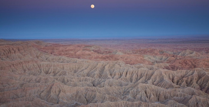 Stargaze in a Southern California Desert