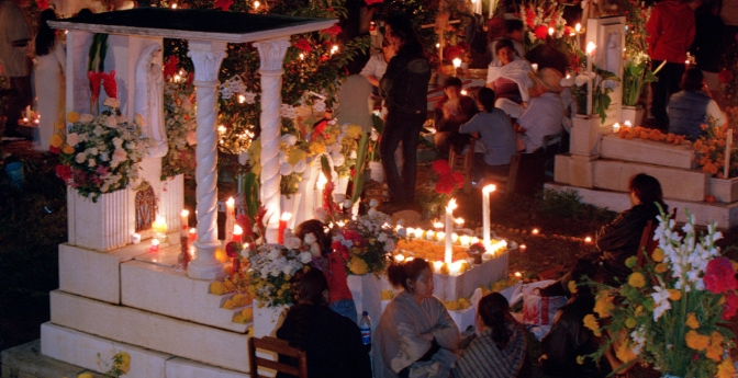 Celebrate Day of the Dead in Puebla, Mexico
