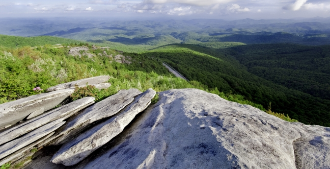 Roam the Wilderness of the Blue Ridge Parkway