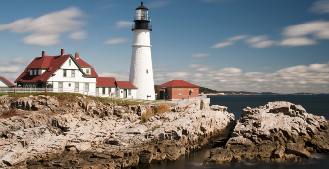 Discover Nautical New England
