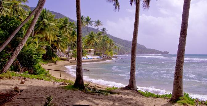 Circle Puerto Rico's Best Beaches