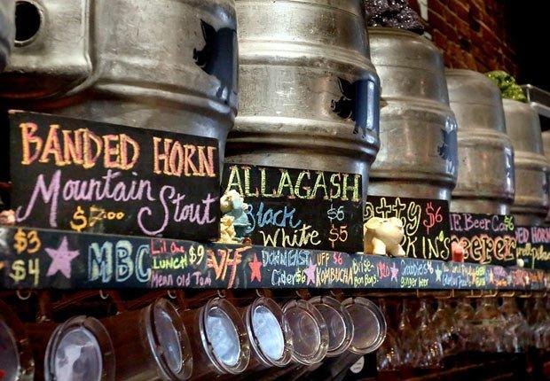 Cervecerias en Portland, Oregón. - 11 Vacaciones de otoño en las que usted nunca pensó