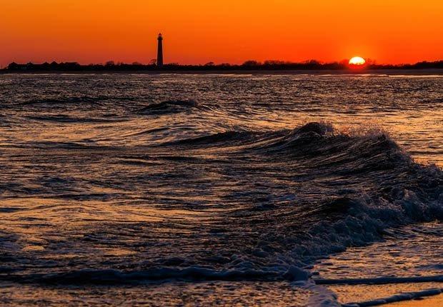 Carretera costera desde Carolina del Norte a la costa de Nueva Jersey - Los 10 mejores viajes por carretera en Estados Unidos