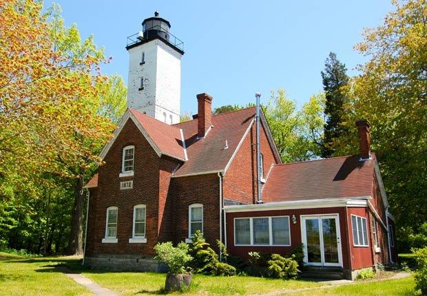 Faro, Erie, Pensilvania - Los 10 mejores viajes por carretera en Estados Unidos