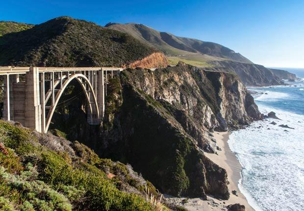 Ruta Costa 1/Pacific Highway, California - Los 10 mejores viajes por carretera en Estados Unidos