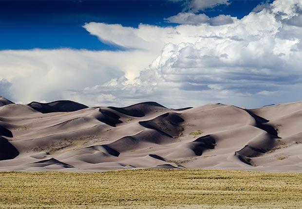 Great Sand Dunes en Colorado - Parques que pasan desapercibidos en EE.UU.