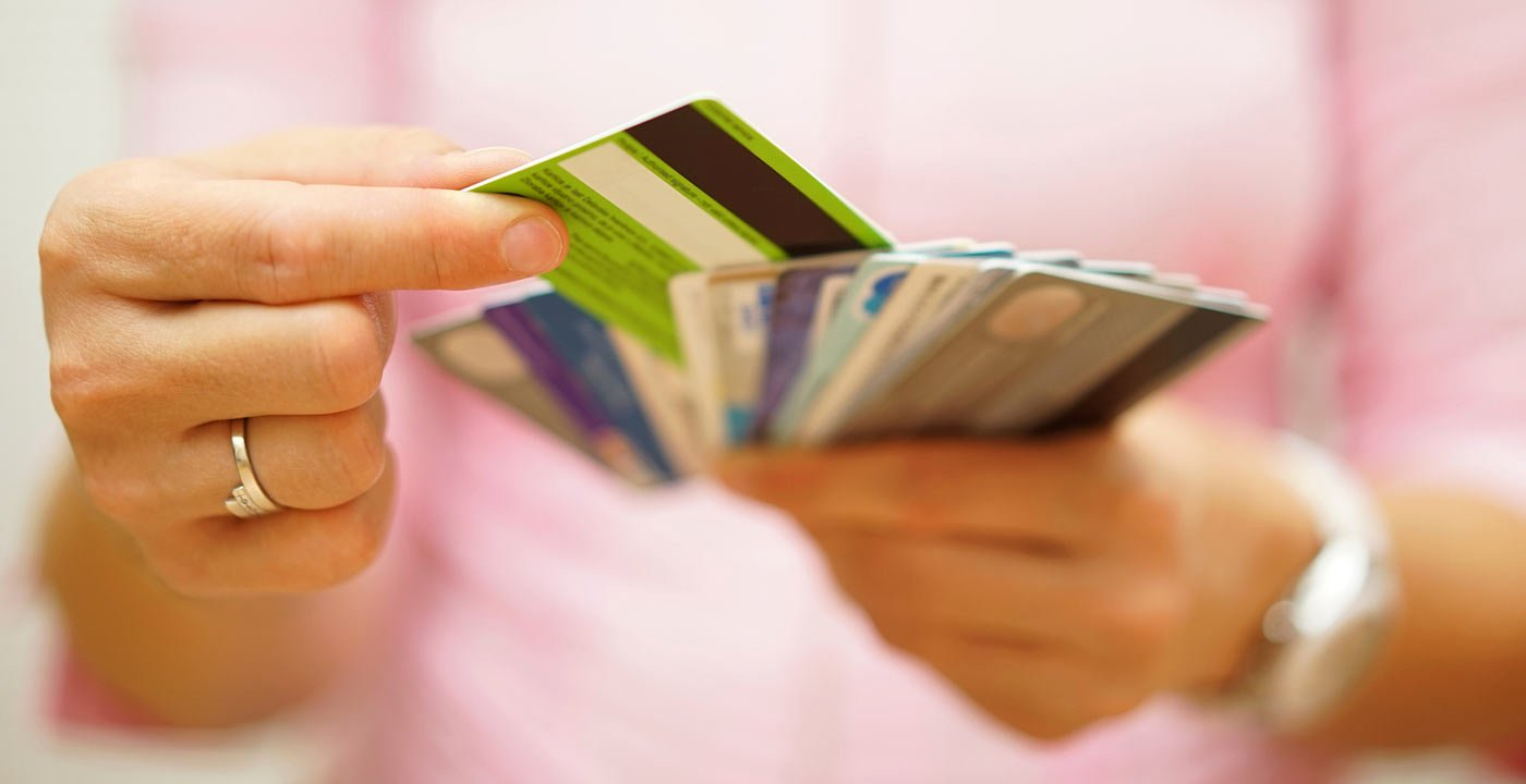 Manage Credit Cards