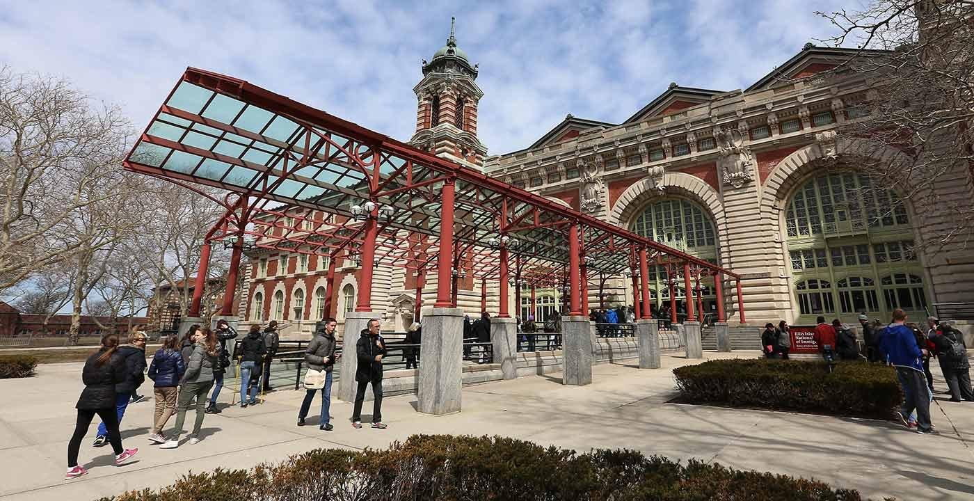 Reasons For The Visit Ellis Island
