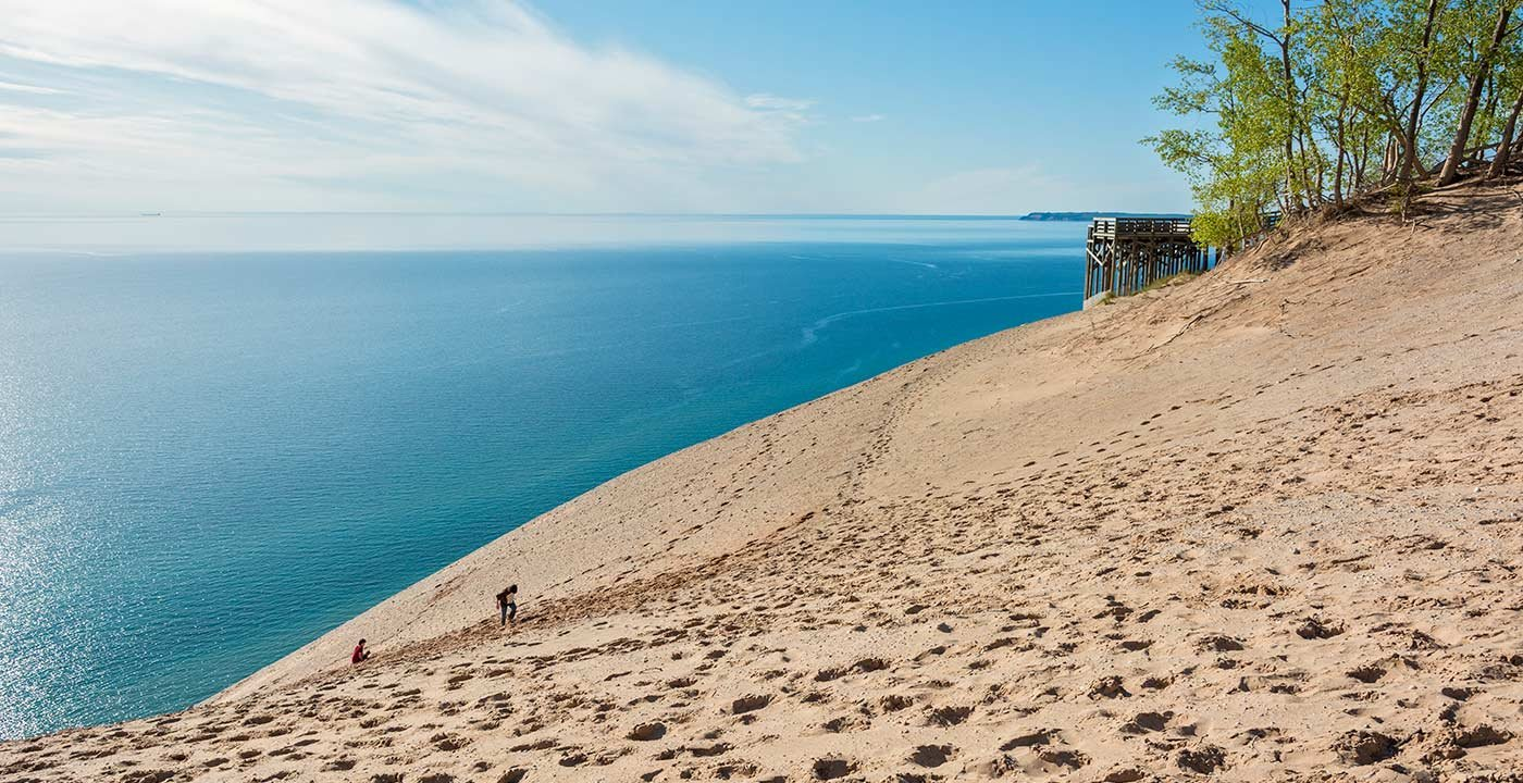 Sleeping Bear Dunes National Lakeshore, Mich.