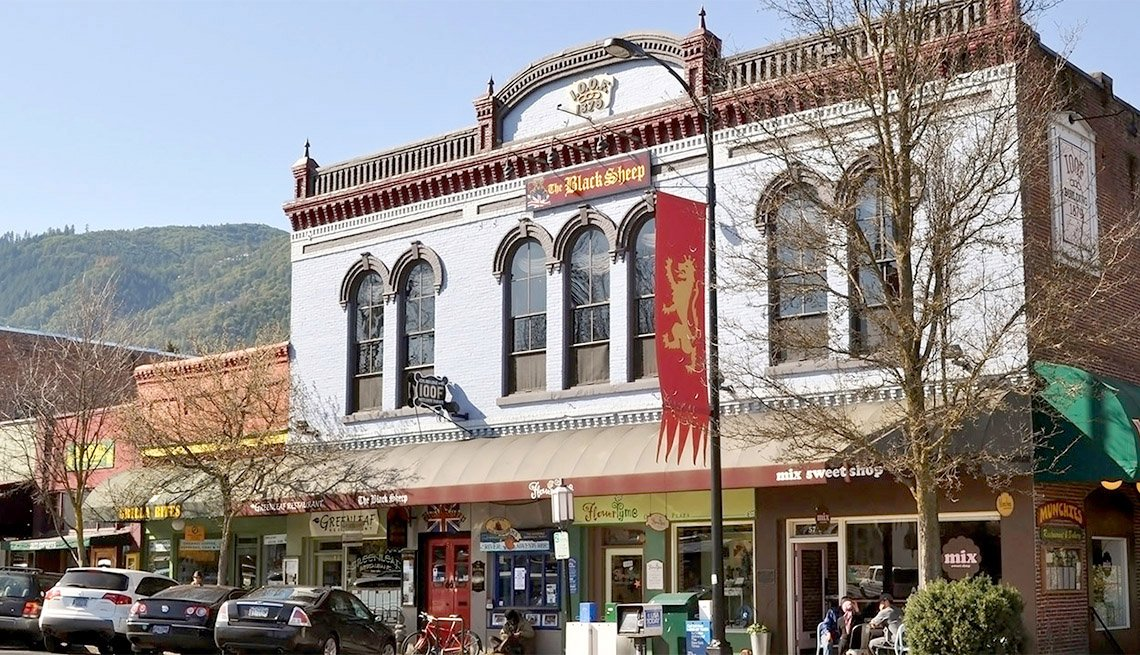 Ashland, Ore. America's Best Small Towns.