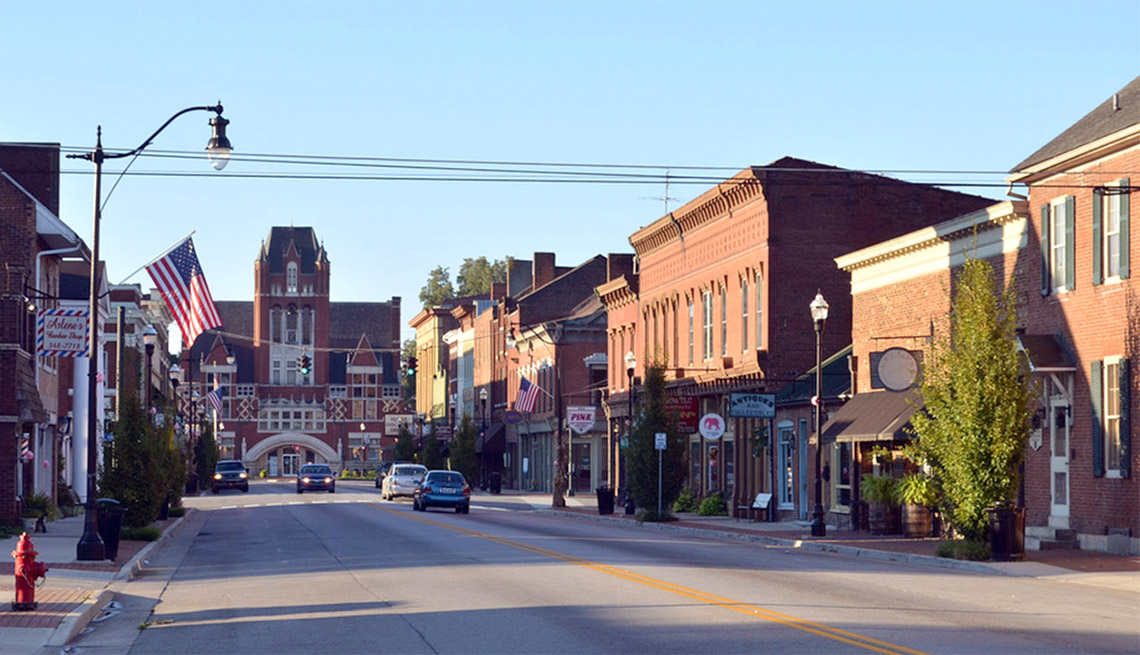 America's Best Small Towns