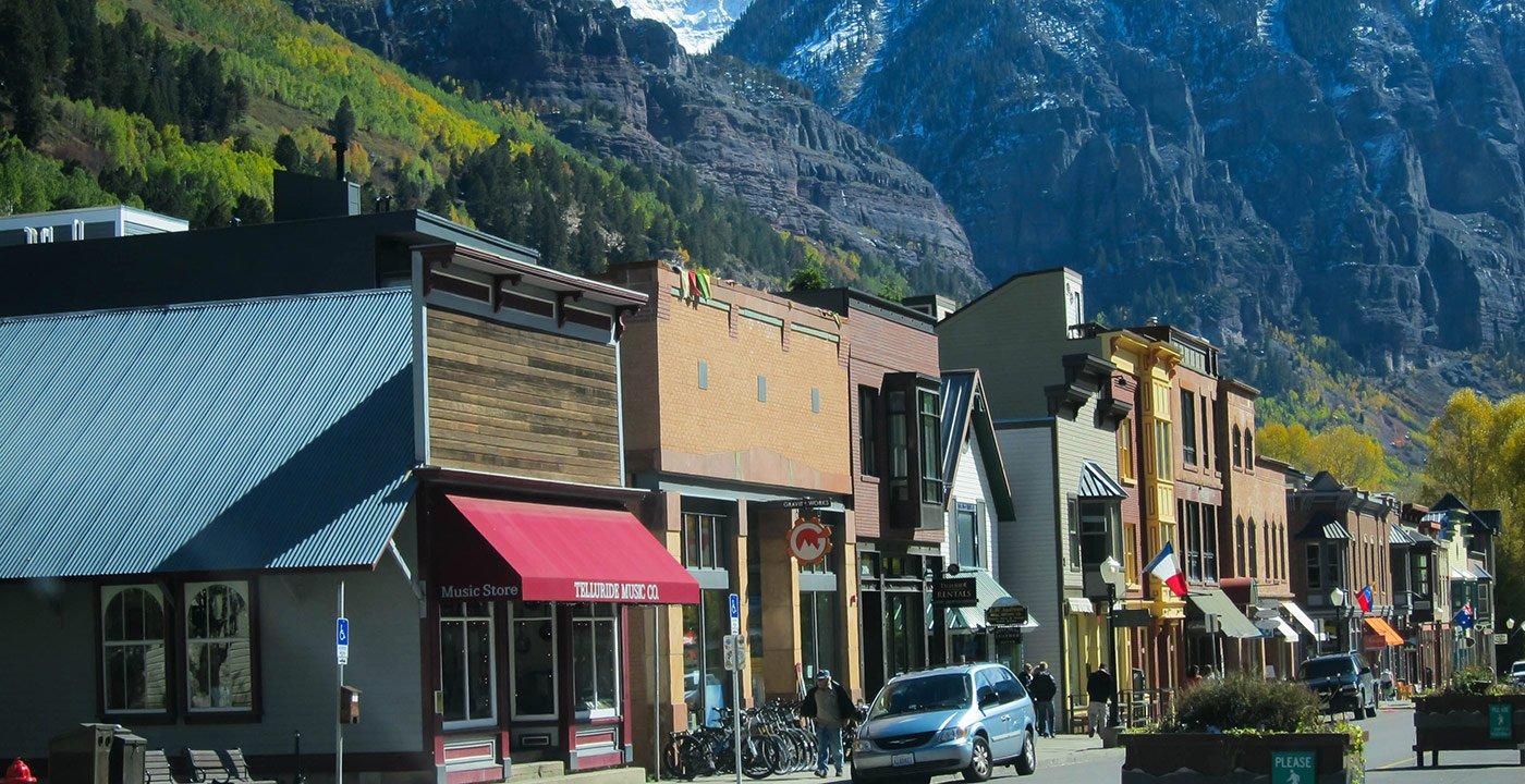 Telluride, Colo. America's Best Small Towns.