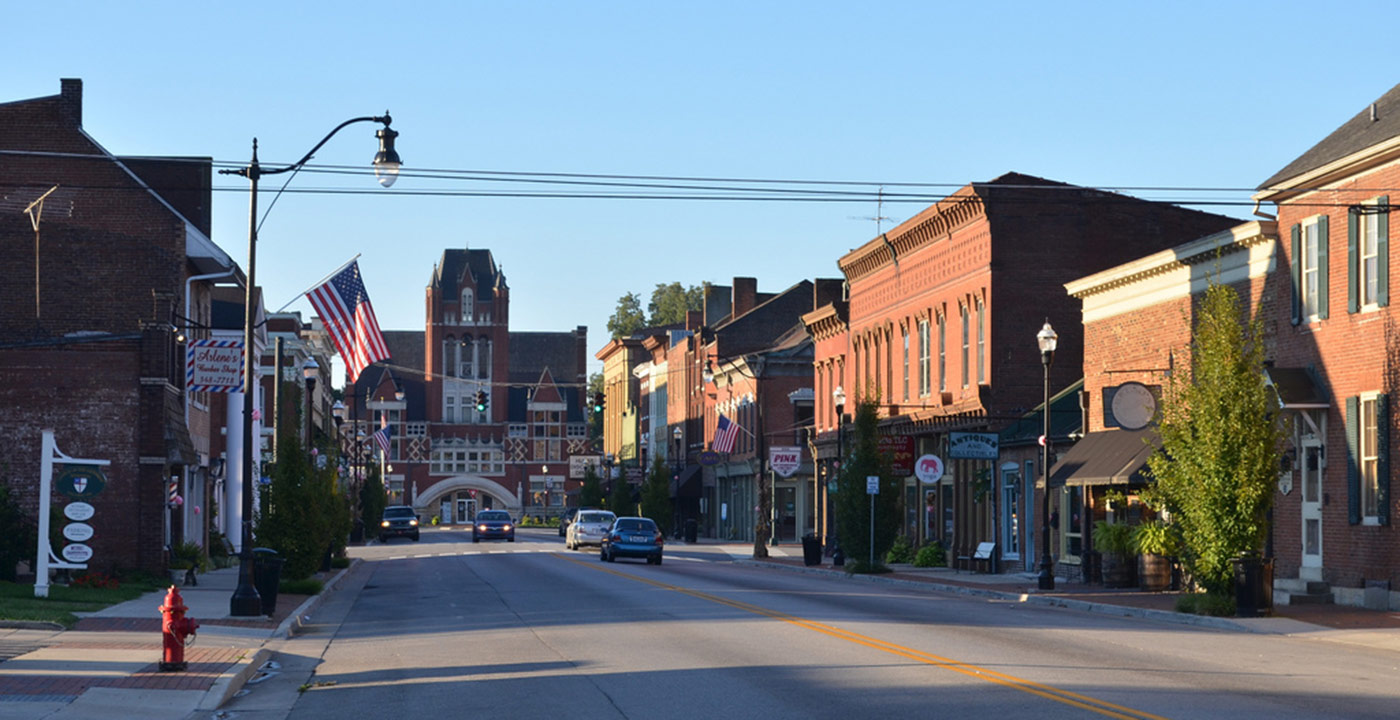 Bardstown, Kentucky. America's Best Small Towns.