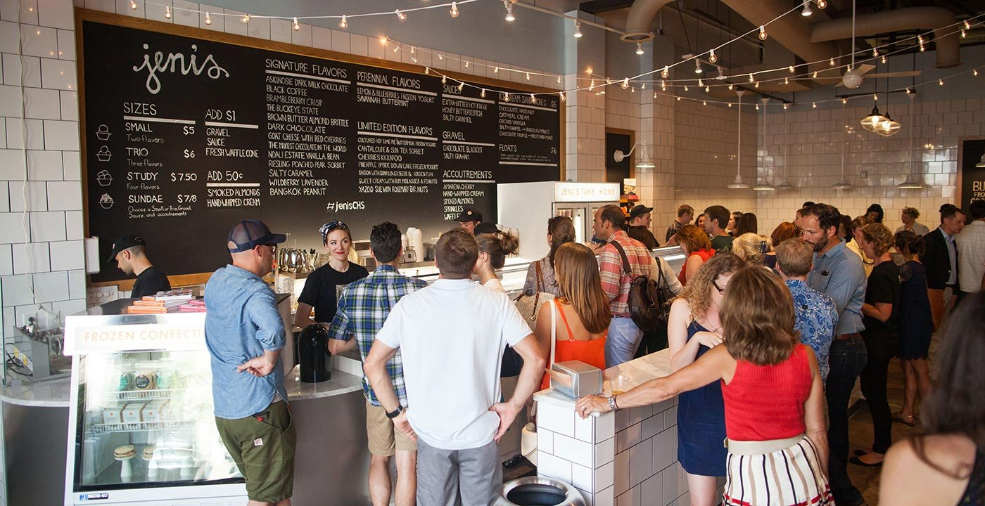 Jeni's Splendid Ice Creams