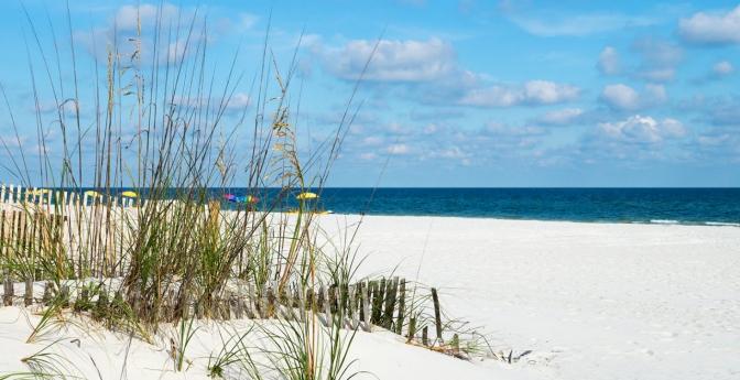West Beach, Alabama