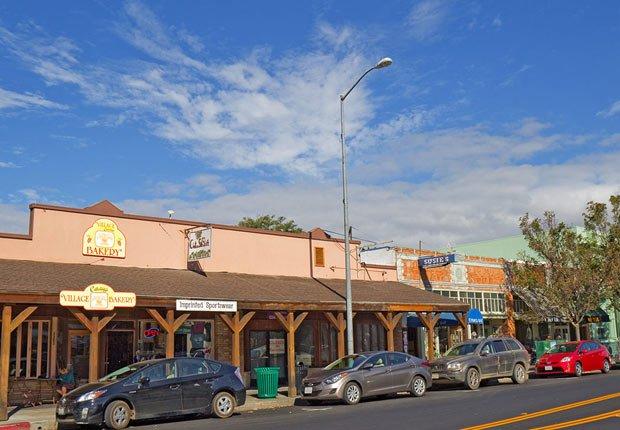 Calistoga, California - Las mejores cuidades pequeñas en Estados Unidos