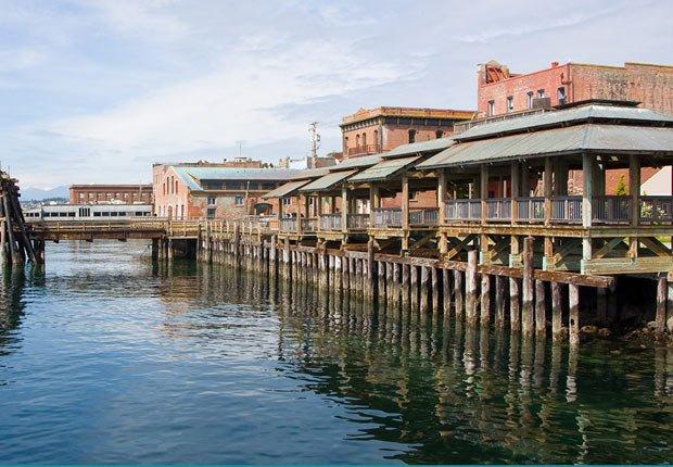 Port Townsend, WA - Las mejores cuidades pequeñas en Estados Unidos