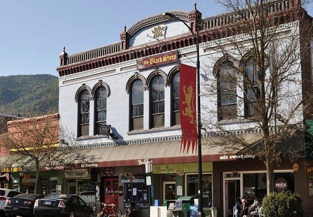 Ashland, Oregón - Las mejores cuidades pequeñas en Estados Unidos