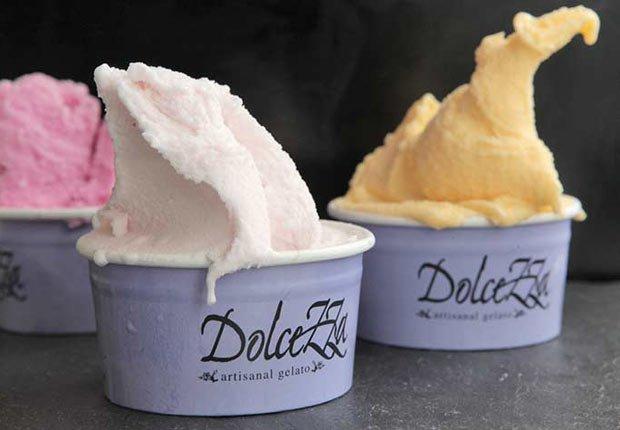 Dolcezza, Washington DC - Los mejores helados de los Estados Unidos