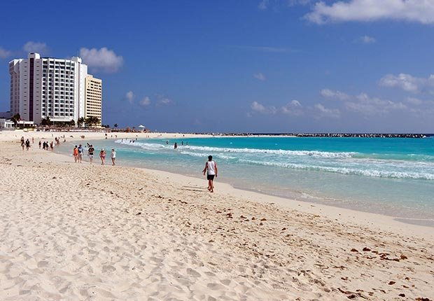 Cancun, Mexico. 10 Last Minute Beach Getaways.