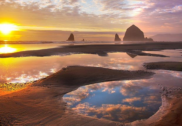 Cannon Beach, OR – Escapes de verano a la playa