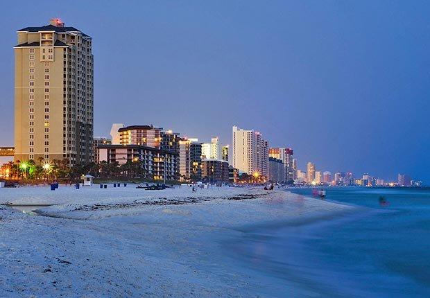 Panama City Beach, FL – Escapes de verano a la playa