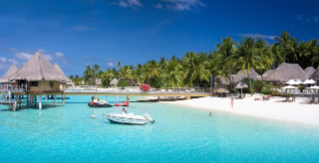 Bora Bora with Maupiti
