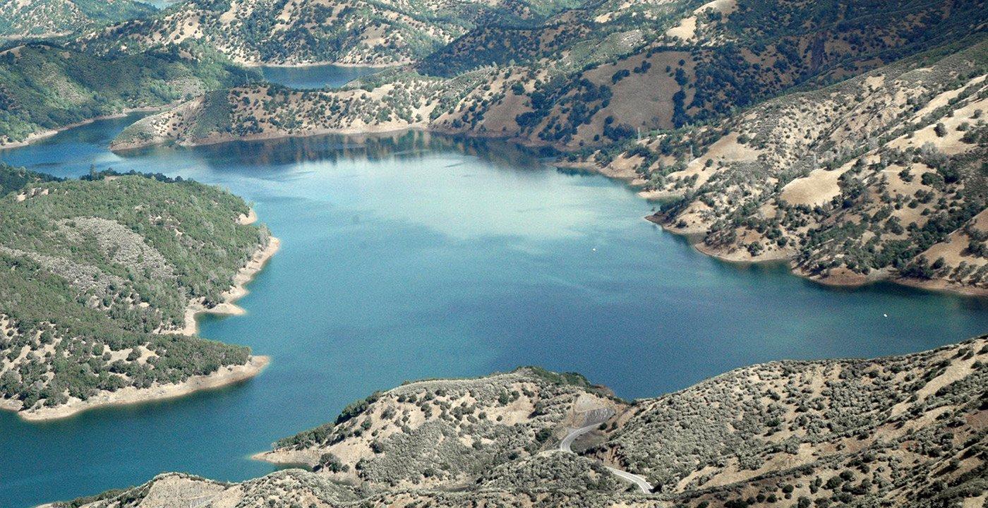 Lake Berryessa, Napa Valley, California