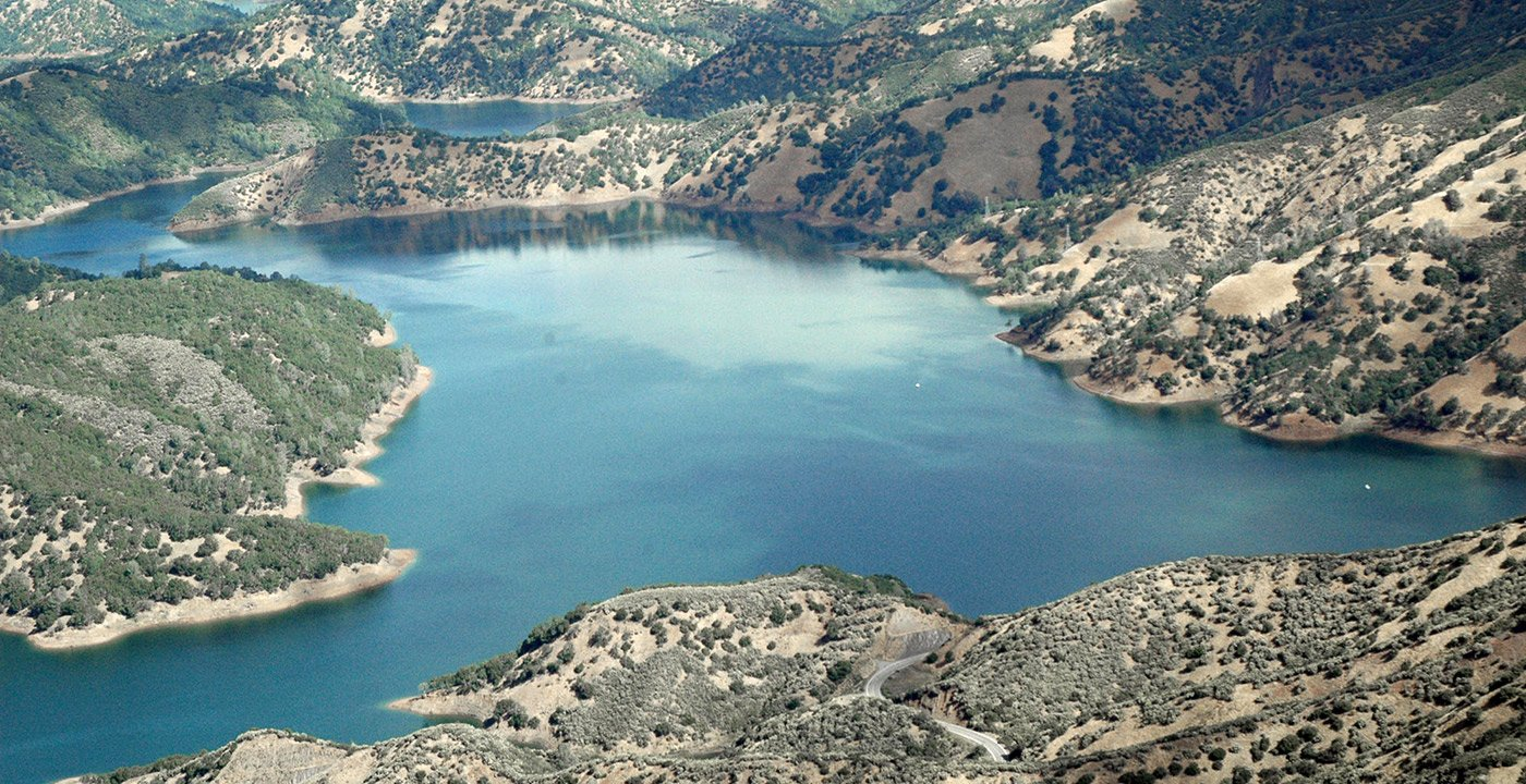 Lake berryessa best u s fishing and boating spots aarp for Best fishing in california