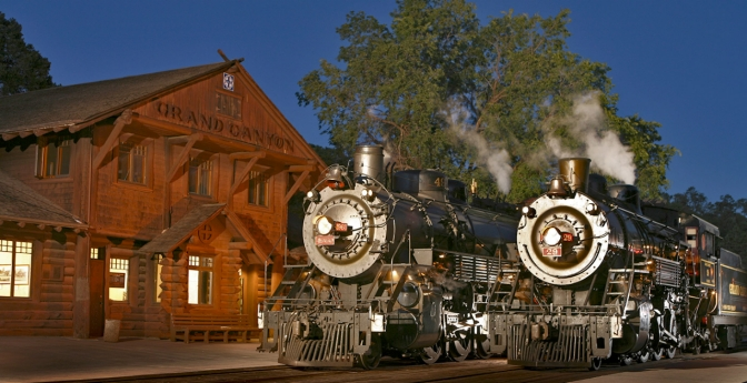 Grand Canyon Railway, Arizona