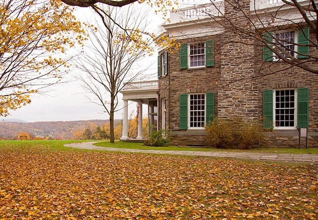 Samantha Brown's Top Picks for Fall Foliage - Favorite Fall Drive, Hudson Valley, New York