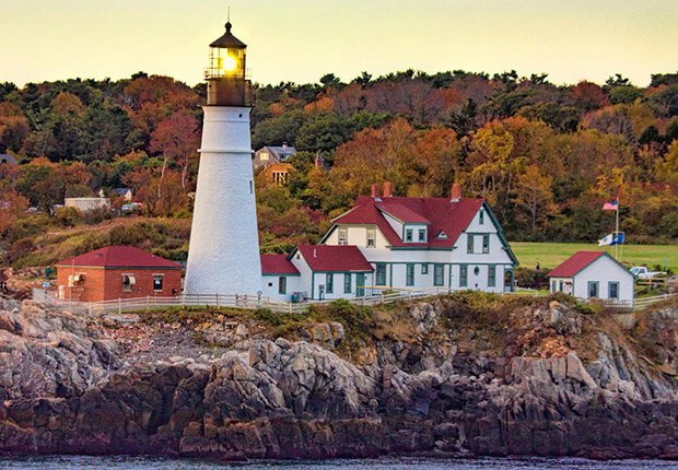 Samantha Brown's Top Picks for Fall Foliage - New England Lighthouse Tours