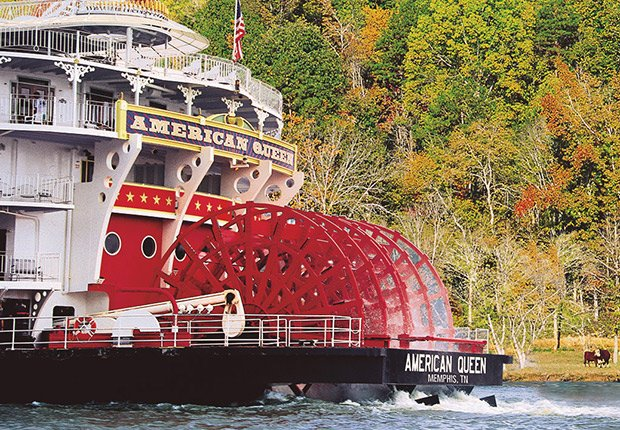 Samantha Brown's Top Picks for Fall Foliage - Cruise Along the Mississippi River