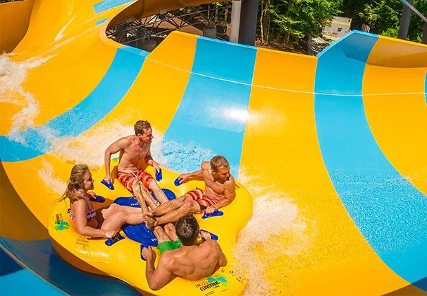 Water Country, 10 Best Waterparks in America