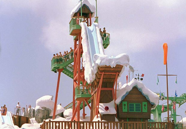 Blizzard Beach, 10 Best Waterparks in America