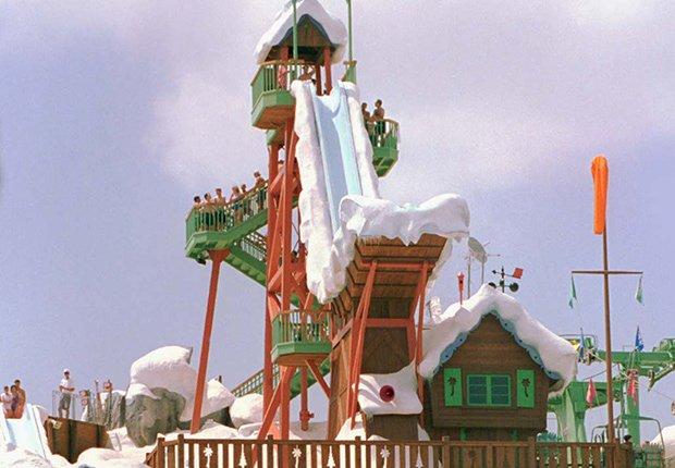 Blizzard Beach, 10 Best Waterparks in America