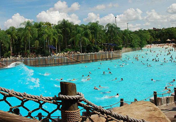 Typhoon Lagoon, 10 Best Waterparks in America