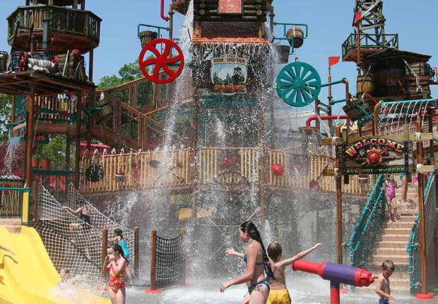 Dollywood Splash Country, 10 Best Waterparks in America
