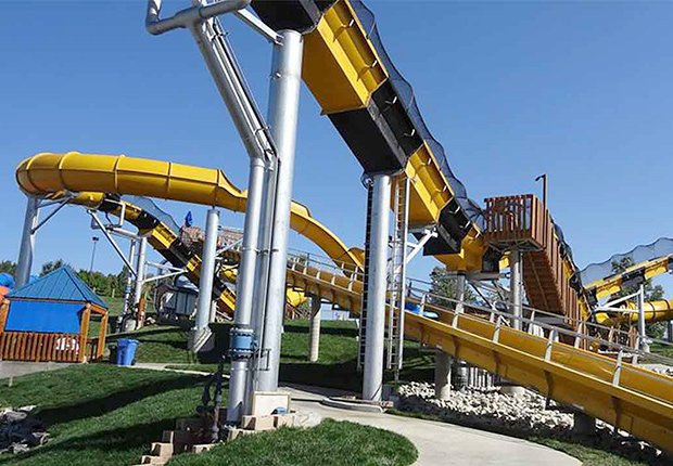 Waterworld in Denver, 10 Best Waterparks in America