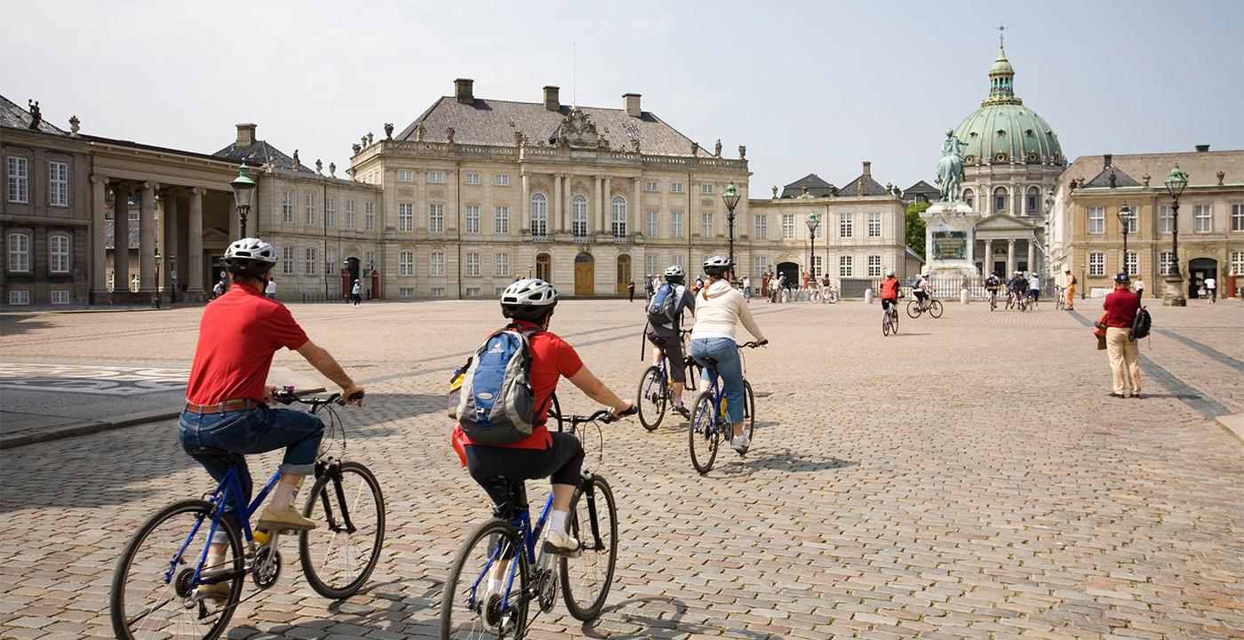 Biking tour in Rome