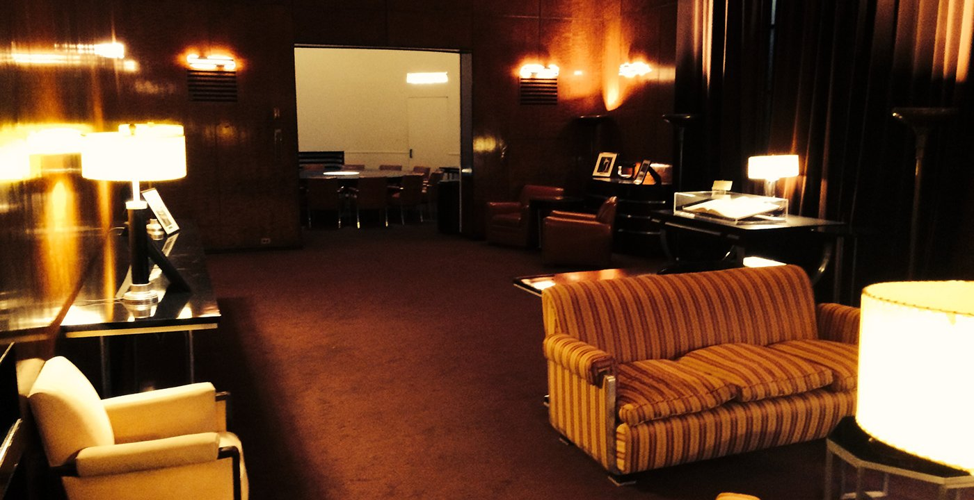 Radio City Music Hall apartment, Secret Places Inside Famous American Attractions