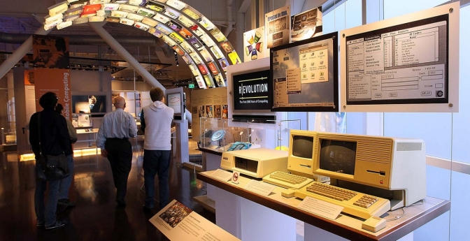 When the Smithsonian is not in your travel plans, consider what another city may offer, like the Computer History Museum in Mountain View, Calif.