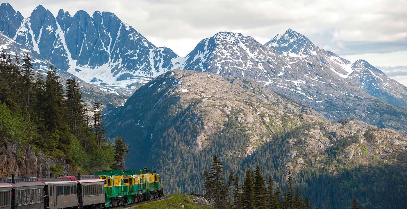 White Pass & Yukon Route Railroad, Alaska