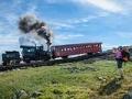 Tranvia Mount Washington, New Hampshire - Los 10 mejores viajes en tren para este otoño en Estados Unidos