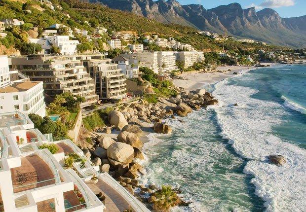 Ciudad del cabo, Sur Africa - 10 lugares donde ir este otoño. 10 Places to Go This Fall